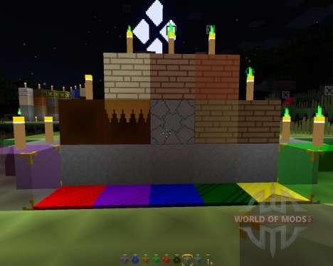Garber [32x][1.7.2] for Minecraft