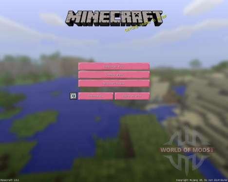 Cute Bit [8x][1.8.1] for Minecraft