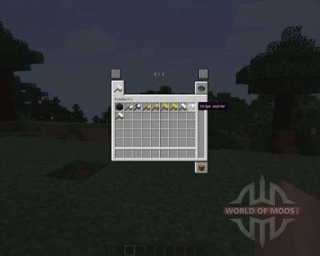 RoadWorks [1.7.2] for Minecraft
