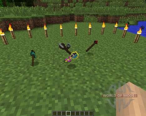 Gizmos [1.6.2] for Minecraft