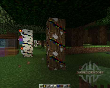 Christmas Craft [32x][1.7.2] for Minecraft