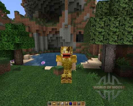 MineLoL [64x][1.7.2] for Minecraft