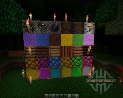 David Detailed [64x][1.7.2] for Minecraft