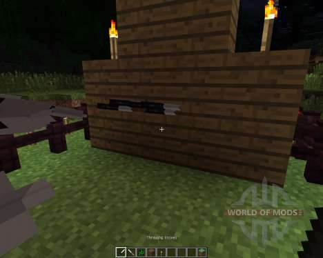 Call of Duty Knives [1.6.2] for Minecraft