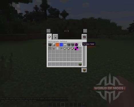 SecurityCraft [1.6.2] for Minecraft