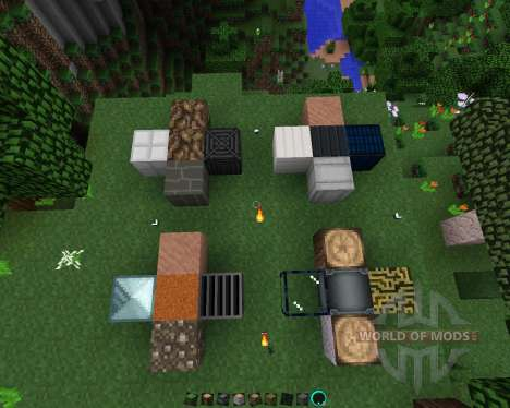 Astro Craft [32x][1.7.2] for Minecraft