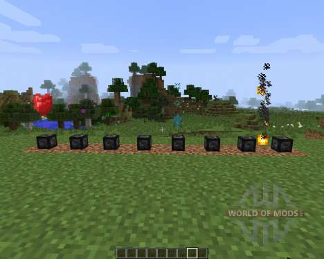 Particle in a Box [1.7.2] for Minecraft