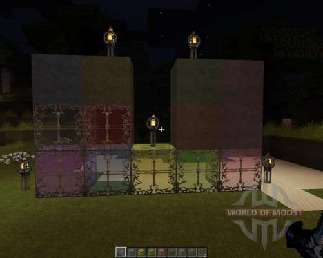 CubCon Textures [64х][1.8.1] for Minecraft