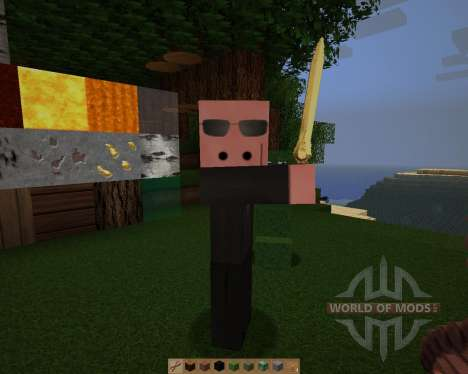 Full of Life [128x][1.8.1] for Minecraft