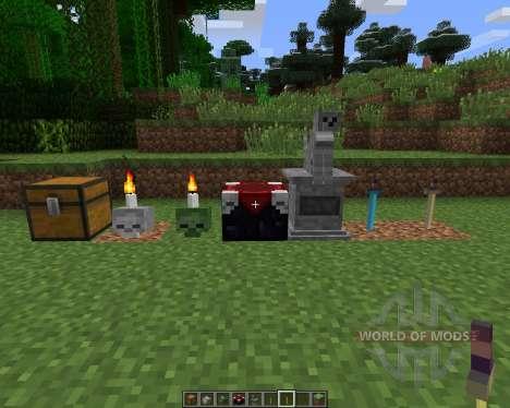 Gravestone [1.6.2] for Minecraft