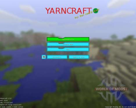 Epic Yarncraft [16x][1.7.2] for Minecraft
