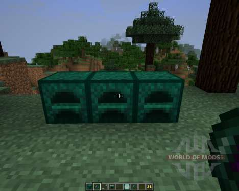 Ender Utilities [1.7.2] for Minecraft