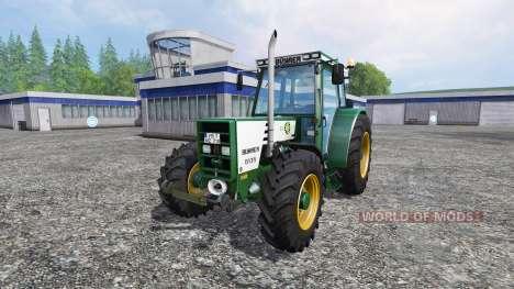 Buhrer 6135A White for Farming Simulator 2015