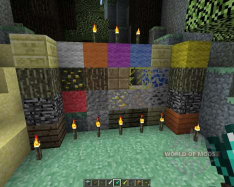 The Aether Pack [16x][1.8.1] for Minecraft