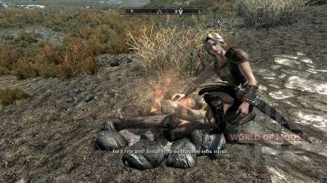 Vilja in Skyrim [4.01] for Skyrim sixth screenshot