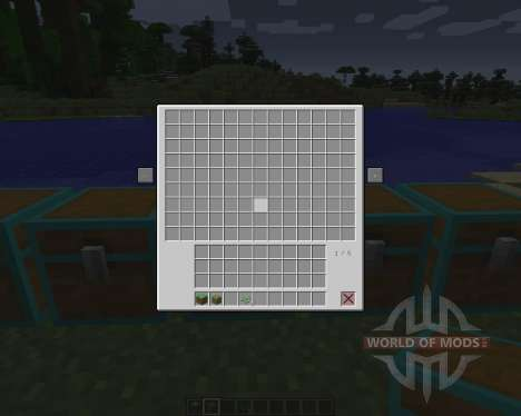 Multi Page Chest [1.6.2] for Minecraft