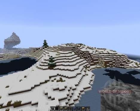 Skyrim Resource Pack [32х][1.8.1] for Minecraft