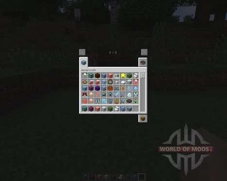 Wintercraft [1.7.2] for Minecraft