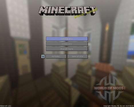 REN - Texturepack [16x][1.8.1] for Minecraft