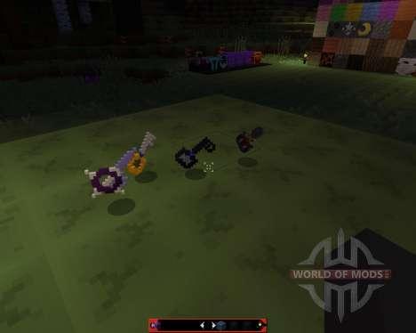Kingdom Hearts Style [16x][1.8.1] for Minecraft
