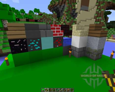 Cartoon Life [256x][1.8.1] for Minecraft