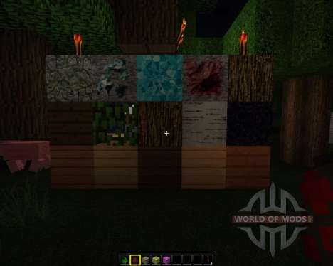 LIFE HD [128x][1.8.1] for Minecraft