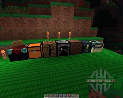 NewtimesCraft [16x][1.7.2] for Minecraft