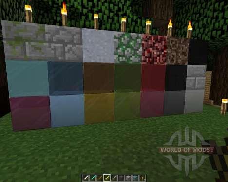 Ornate 5 Re-resurrected [64х][1.8.1] for Minecraft