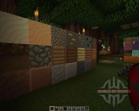 Equanimity [32x][1.8.1] for Minecraft