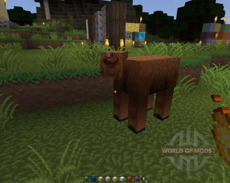 Lions Revival [32x][1.7.2] for Minecraft