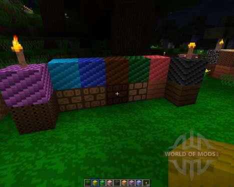 Minecraft Texture Pack MrPlay [1.7.2] [16x] for Minecraft