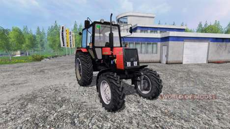 MTZ Belarus 820 for Farming Simulator 2015