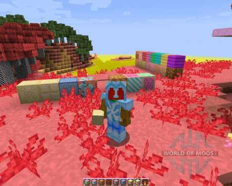 Sugarpack [32x][1.8.1] for Minecraft