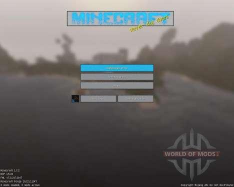 Cyber Optics [32x][1.7.2] for Minecraft
