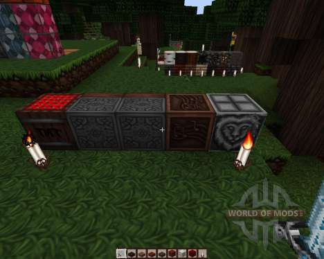 Wolfhound [64x][1.6.4] for Minecraft