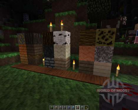 WoM SMP [16x][1.7.2] for Minecraft