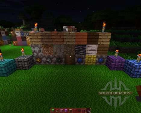 Dusk [16x][1.7.2] for Minecraft