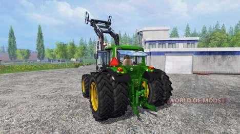 John Deere 6630 Premium FL for Farming Simulator 2015