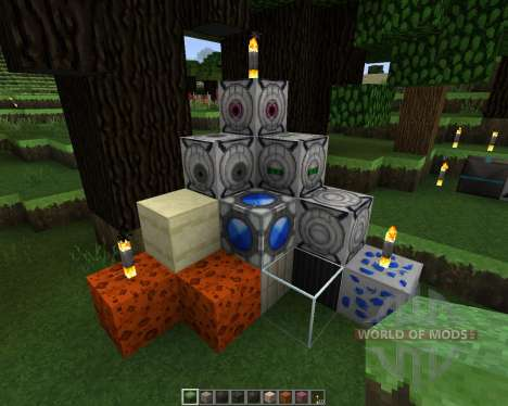Precisely Portal [32x][1.7.2] for Minecraft