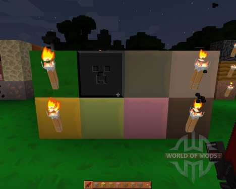 LIIEs resourcePack [64х][1.8.1] for Minecraft
