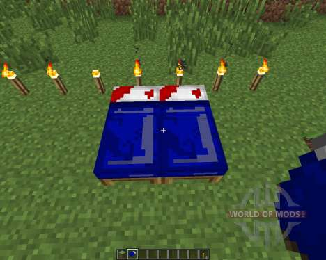 Zombie Survival [16x][1.7.2] for Minecraft