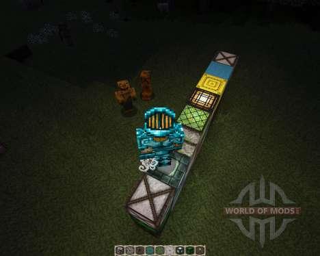Pumpkin Patch [32x][1.8.1] for Minecraft