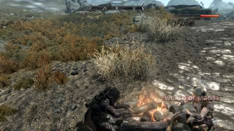 Freeze - salvation in the camp [2.6] for Skyrim eleventh screenshot