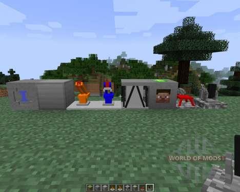 PneumaticCraft [1.7.2] for Minecraft