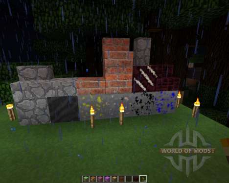 Carbon Pack [32x][1.7.2] for Minecraft
