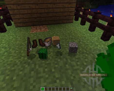 Magic Clover [1.6.2] for Minecraft