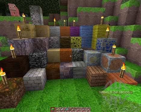 Bratcraft [512x][1.7.2] for Minecraft