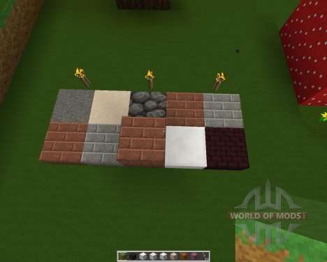 Pow Craft [32x][1.7.2] for Minecraft