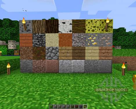 BetaBox Pack [16x][1.8.1] for Minecraft