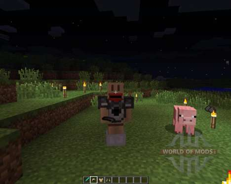 Special Armor [1.6.2] for Minecraft